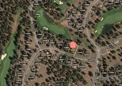 Residential Lots & Land For Sale: 12382 Caleb Drive