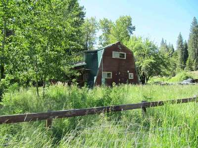 Single Family Home For Sale: 122 Old Truckee Road