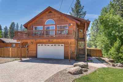 Truckee, Soda Springs, Carnelian Bay, Olympic Valley Single Family Home For Sale: 10272 Evensham Place
