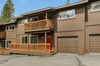 Tahoe Donner Condo/Townhouse For Sale: 12839 Northwoods Boulevard