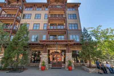 Truckee CA Condo/Townhouse For Sale: $1,059,000