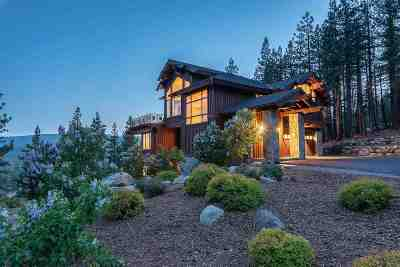 Single Family Home For Sale: 10716 Donner Pass Road