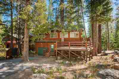 Truckee Single Family Home For Sale: 12333 Bernese Lane