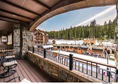 Truckee CA Condo/Townhouse For Sale: $1,600,000
