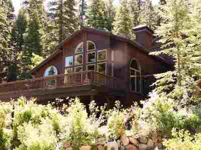 Single Family Home For Sale: 396 Sierra Crest Trail