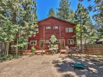 Zephyr Cove, Incline Village, Crystal Bay Multi Family Home For Sale: 927 Harold Drive