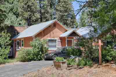 Tahoe City Multi Family Home For Sale: 2815 Lake Forest Road