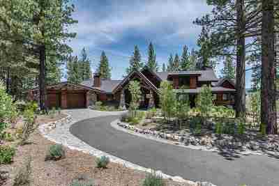 Martis Valley Single Family Home For Sale: 307 Bob Haslem
