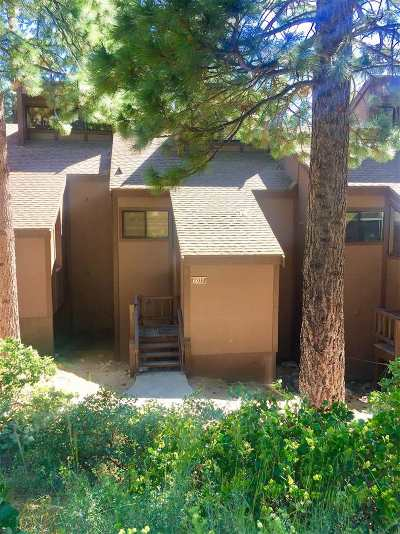 Truckee Condo/Townhouse For Sale: 6027 Mill Camp