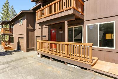 Truckee Condo/Townhouse For Sale: 12837 Northwoods Boulevard