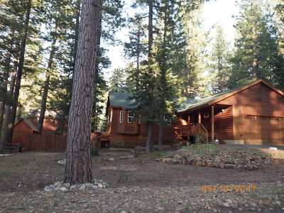 Truckee CA Single Family Home For Sale: $549,500