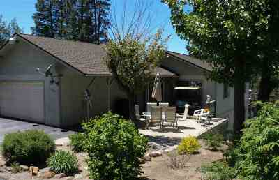 Truckee, Soda Springs, Carnelian Bay, Olympic Valley Single Family Home For Sale: 11262 Tahoe Drive