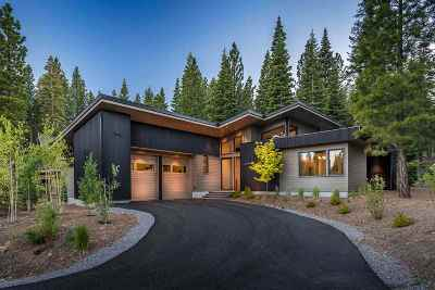 Truckee CA Single Family Home For Sale: $3,300,000