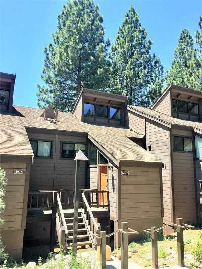 Truckee Condo/Townhouse For Sale: 6072 Rocky Point Circle