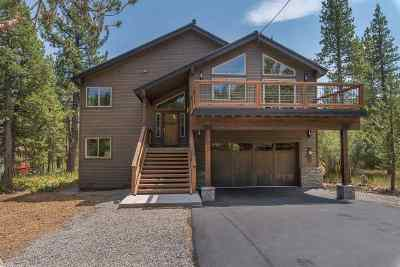 Single Family Home For Sale: 14921 Alder Creek Road