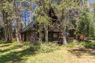 Single Family Home For Sale: 5141 Soda Springs Road
