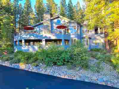 Truckee CA Single Family Home For Sale: $2,350,000