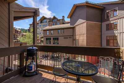 Truckee Condo/Townhouse For Sale: 2000 North Village Drive #317