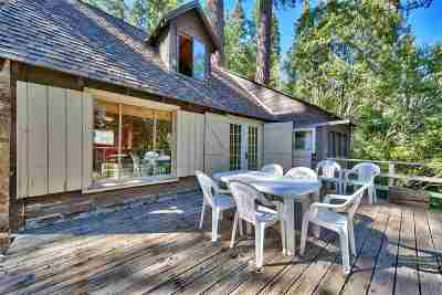 Truckee Single Family Home For Sale: 14210 Donner Avenue