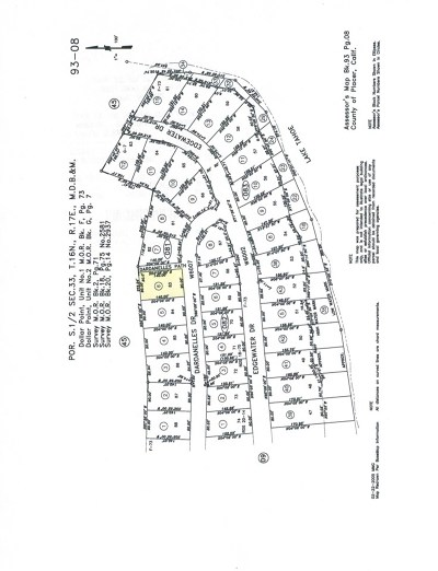 Residential Lots & Land For Sale: 3325 Dardanelles Avenue