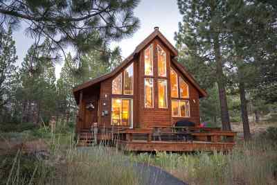 Truckee Single Family Home For Sale: 12434 Pinnacle Loop