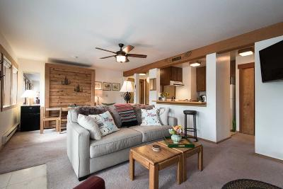 Tahoe City CA Condo/Townhouse For Sale: $250,000