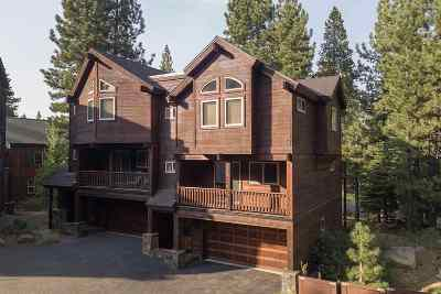 Tahoe Donner Condo/Townhouse For Sale: 17244 Northwoods Boulevard