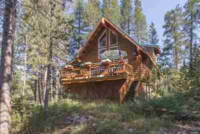 Soda Springs Single Family Home For Sale: 50842 Conifer Drive
