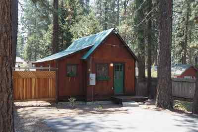 Tahoe City, Tahoe Vista, Kings Beach, Carnelian Bay Single Family Home For Sale: 8690 Trout Avenue