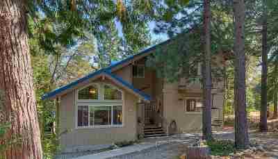 Single Family Home For Sale: 41000 Skyline Drive