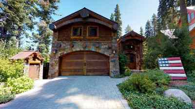 Truckee Single Family Home For Sale: 15080 Point Drive