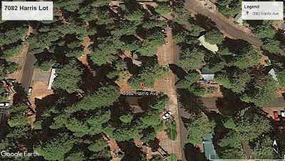 Residential Lots & Land For Sale: 7082 Harris Avenue