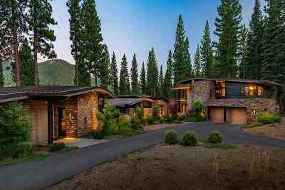 Truckee Single Family Home For Sale: 10500 Copelands Lane