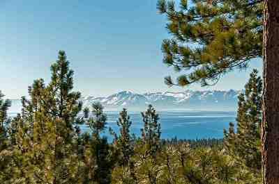 Zephyr Cove, Incline Village, Crystal Bay Single Family Home For Sale: 545 Eagle