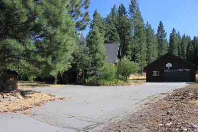 Truckee CA Single Family Home For Sale: $499,900