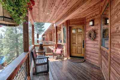 Truckee, Soda Springs, Carnelian Bay, Olympic Valley Single Family Home For Sale: 12144 Nuthatch Court