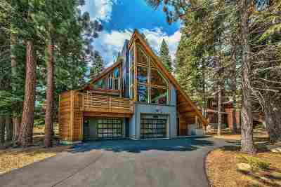 Truckee Single Family Home For Sale: 14732 Tyrol Road