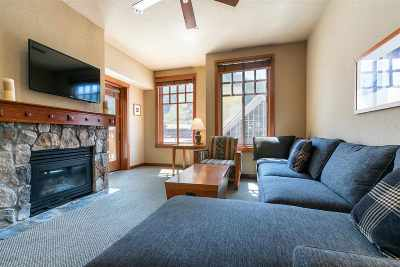 Truckee, Soda Springs, Carnelian Bay, Olympic Valley Condo/Townhouse For Sale: 1880 Village South Road #3-246
