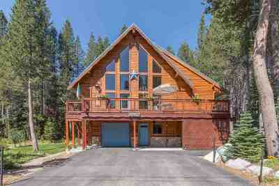 Soda Springs Single Family Home For Sale: 3133 Westshore Drive