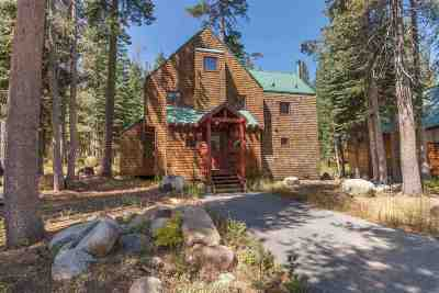 Soda Springs Single Family Home For Sale: 3349 Hillside Drive