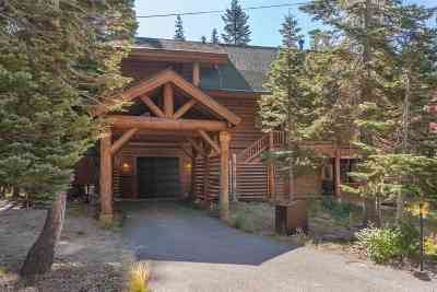Soda Springs Single Family Home For Sale: 3124 Westshore Drive