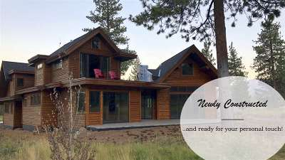 Truckee Single Family Home For Sale: 9201 Heartwood Drive