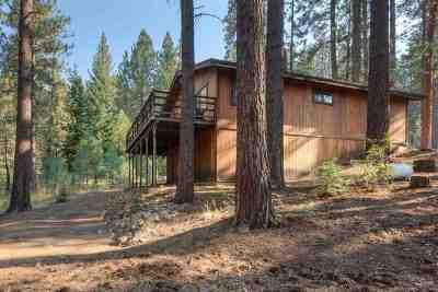 Single Family Home For Sale: 1067 Buckskin Lane