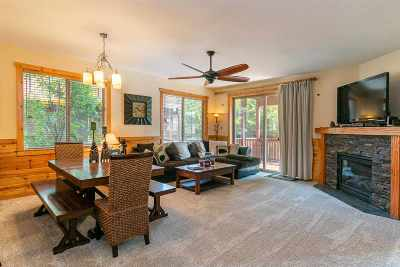 Truckee, Soda Springs, Carnelian Bay, Olympic Valley Condo/Townhouse For Sale: 11592 Dolomite Way #1
