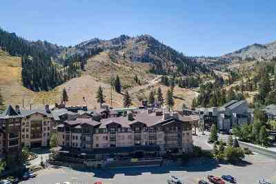 Olympic Valley Condo/Townhouse For Sale: 1985 Squaw Valley Road #2-223