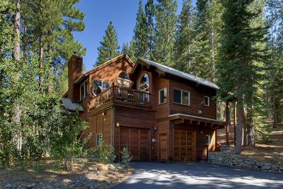 Truckee CA Single Family Home For Sale: $1,595,000