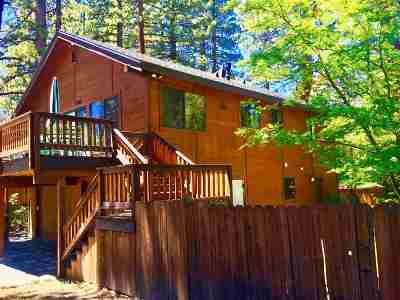 Tahoe City Timeshare For Sale: 195 Observation Drive