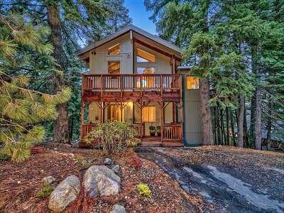 Tahoma Single Family Home For Sale: 740 Pine Ridge Road