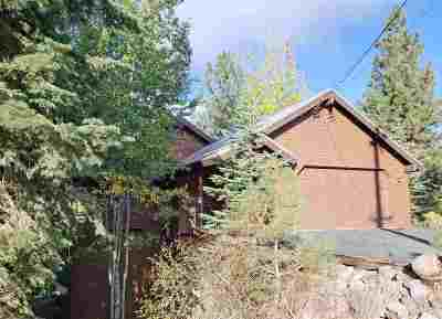 Truckee Single Family Home For Sale: 12721 Pinnacle Loop