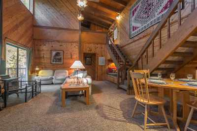 Single Family Home For Sale: 8315 Cascade Road